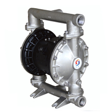 Air operated mini double diaphragm pump