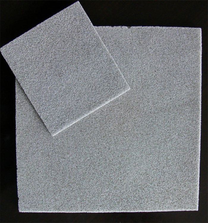 sound absorbing material iron metal foam china supplier