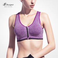 S-SHAPER 2016 Sexy Fashion Ladies Gym Bra Top Women Yoga Profession Sport Bra