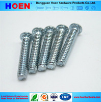 China OEM factory made metal pressure rivet head self clinching stud screw