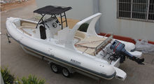 9.6M large passenger sightseeing boat 17 person with CE