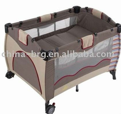 hot selling baby playpens/baby travel crib/playard/baby camping bed