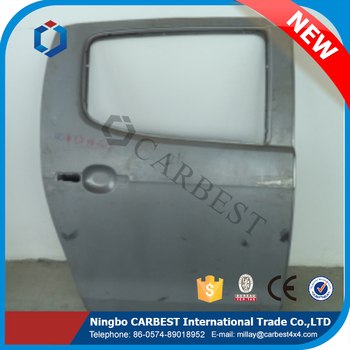 High Quality Rear Door For D-MAX 2012-2015