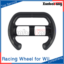 Mini Racing Wheel for Wii Remote Black