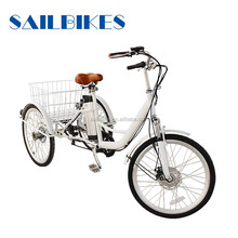 2015 hot sale pedal aluminum tricycle for elderly