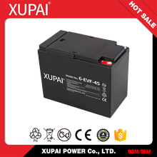 12v 45ah electric vehicles battery