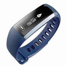 2017 hot sale color band M2 smart bracelet smart wristband with Blood Oxygen function