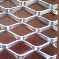 Diamond wire mesh made from expanded metal(China Factory with SGS & ISO9001 Certificate)