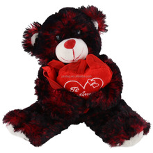Velentine's Day Romantic Gift Teddy Bear with Heart Plush Toy