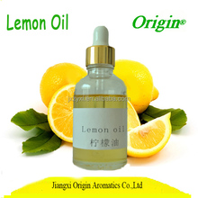 Hot selling lemon extract concentrate fragrance body massge lemon essential oil for women