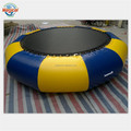 Hot PVC tarpaulin kids inflatable trampoline for jumping