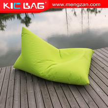 MOZAN outdoor deck bean bag chair fishing chair triangle shape bean bag cover