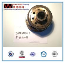 OEM&ODM end yokes for pto shaft made by WhachineBrothers