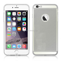 High Quality Silicone Clear TPU Gel Back Case Cover For Apple iPhone 6S 4.7""