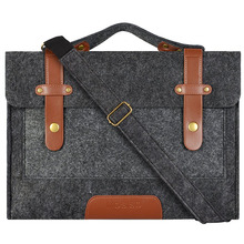 Laptop Felt Carrying Case Bag / Laptop Notebook Sleeve Bag Computer Case For Macbook Air Pro