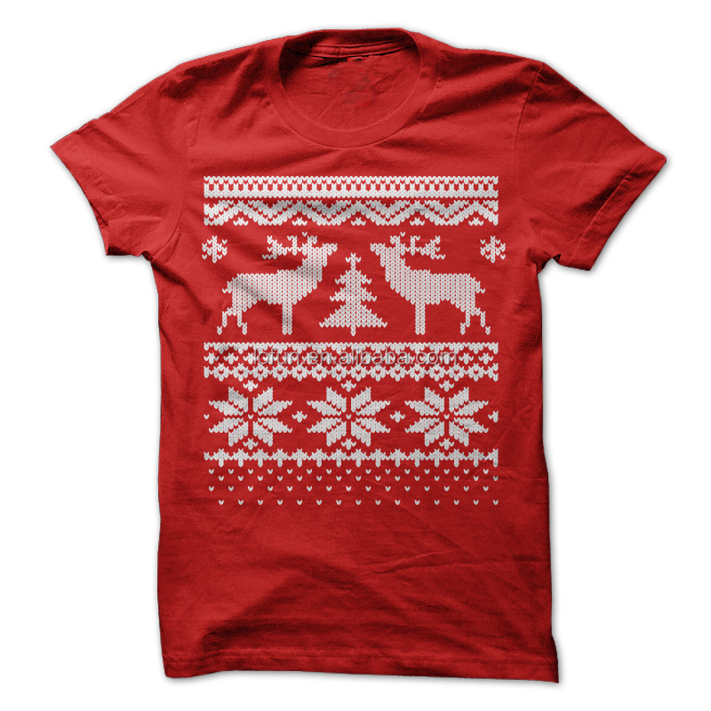christmas raglan shirts dry fit t-shirt factory printing export