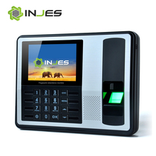 Bulk Buy from China Web Based Linux fingerprint rf time clock with external machinery printer