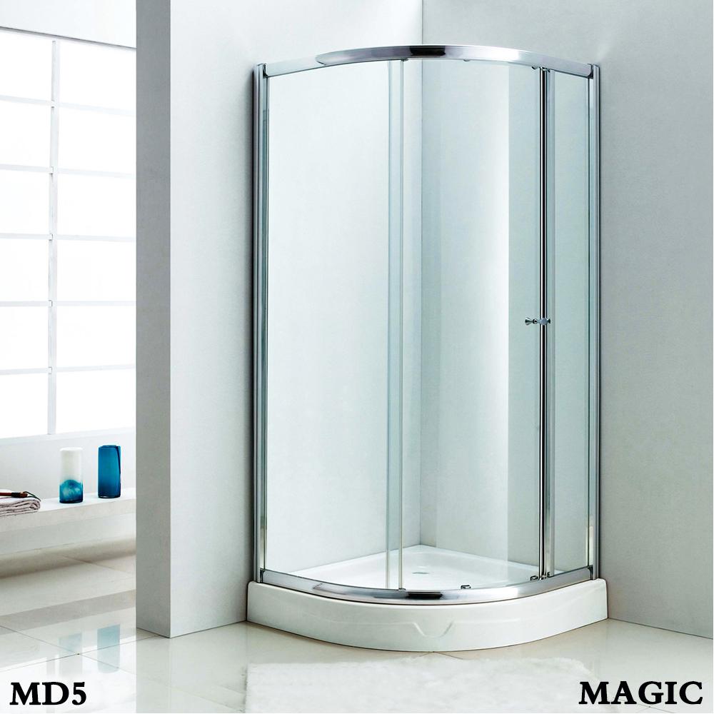 Wholesale arc sliding shower door - Online Buy Best arc sliding ...