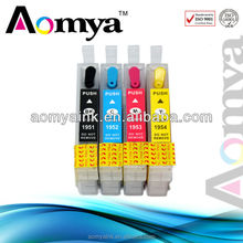 HOT!T1951-T1954 refill ink cartridge for epson xp-211 with high quality