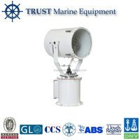 Marine TG28-A outdoor track follow spot light