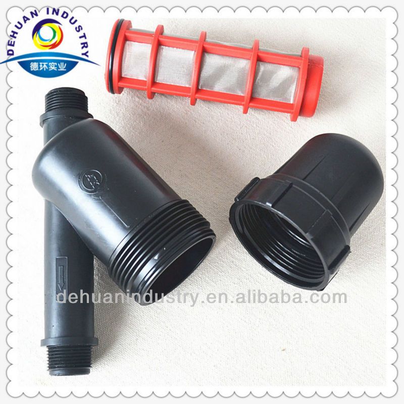 Plastic Screen Filter For Irrigation/Water Filter