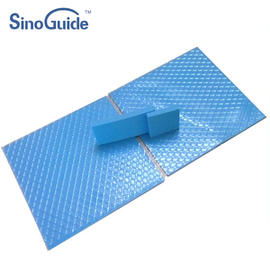 Best Cooling Conductive Silicone Thermal Pads heat transfer pads