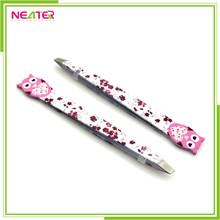 New Cartoon Cute Bird Shaped Eyelash Curler Eyebrow Tweezer