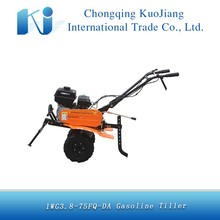 170F/P gasoline engine walking tractor rotavator tillers