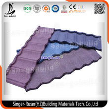 Popular Chinese Style Metal Roof Tile/Stone Coated Roofing Sheet in Hot Sale