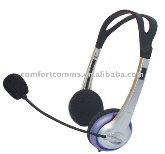 Phone- headset for call center HSM-269