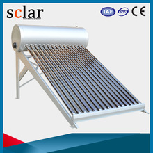 Mini High Quality Etc Non Pressure Solar Water Heater Project For School