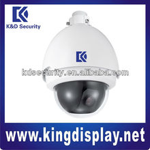 High-focus 2 Megapixel HD-SDI IP67 Wave-proof PTZ Speed Dome Camera, ROHS