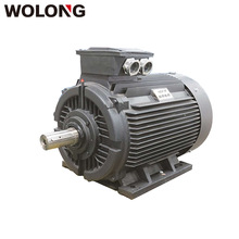 WOLONG YE3 5.5KW 7.5HP 2P Three phase asynchronous Induction Electric AC Motor