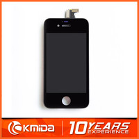 repair parts for apple for iphone 4 lcd touch screen, mobile phone display for iphone 4s lcd