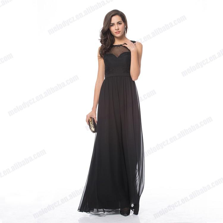 Платье полной лины