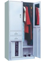 Huadu supply professional steel clothes locker for room stuff