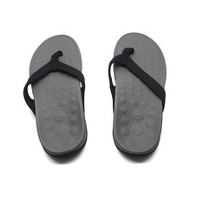 High arch support orthotic sandals for flat feet massaging