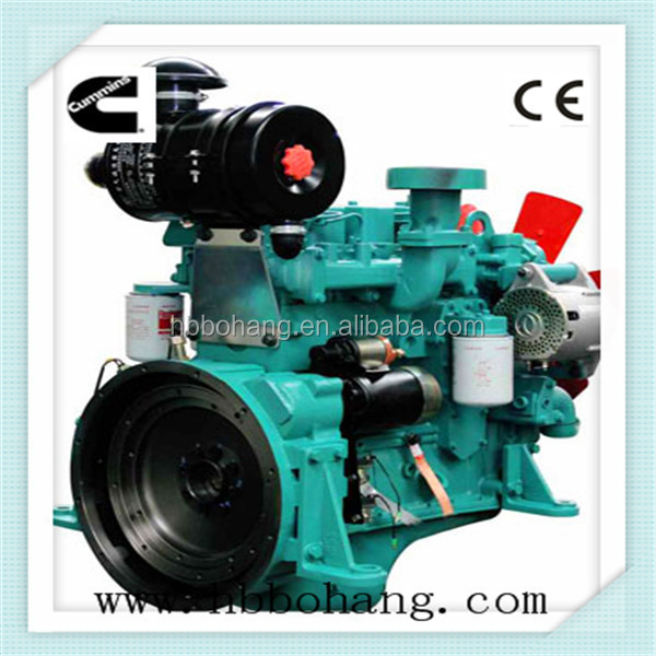 6BTA5.9 150Hp Marine Engine with Gearbox