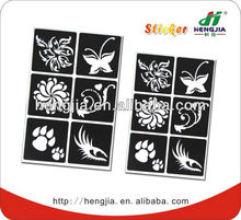 Customized Shaped PVC Drawing Stencil