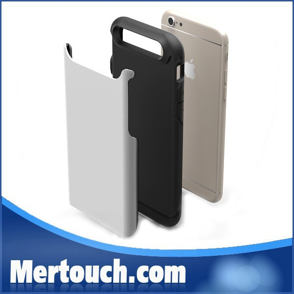 Hybrid case plastic tpu phone case for Apple iPhone 6 4.7 shockproof cover case for iPhone 6 4.7