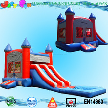 35' long double water slide combo gray for sale