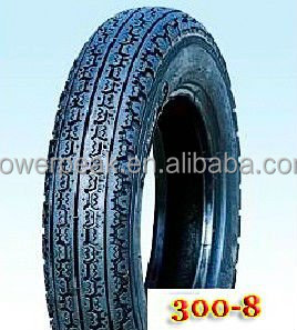 8 inch Motorcycle Tyre 300-8 350-8 Made In China