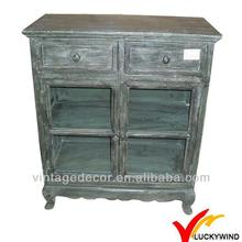 2013 new handmade shabby chic paint cheap wooden furniture
