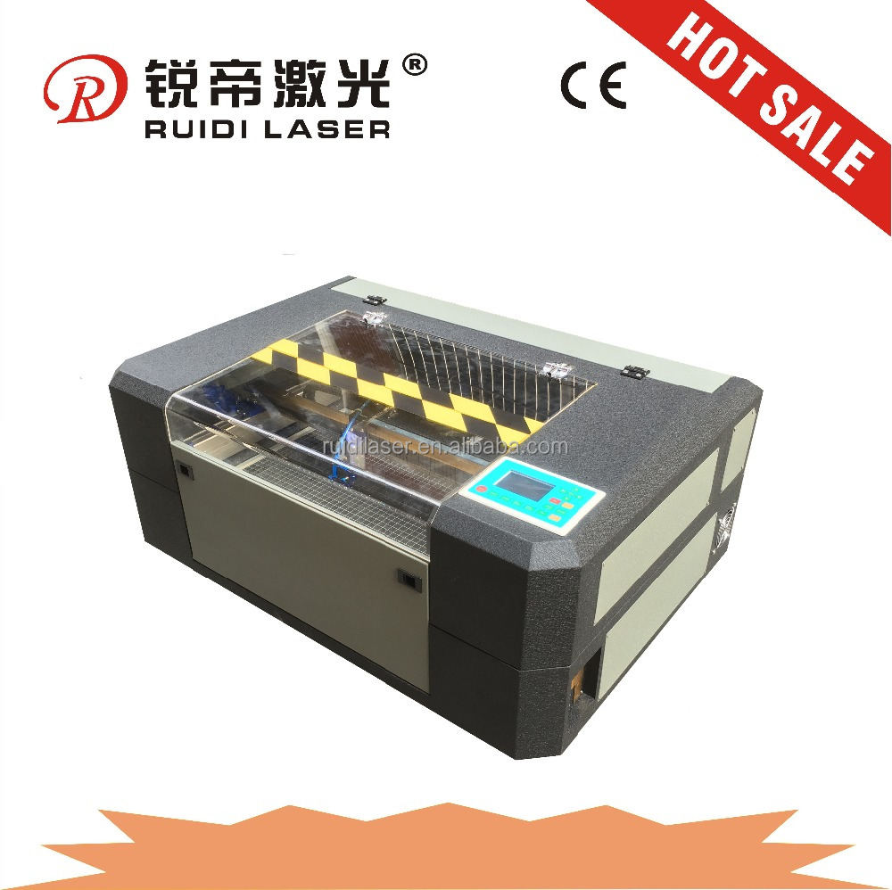 Economic 40w RD5030 laser cutting and engraving machine made in China