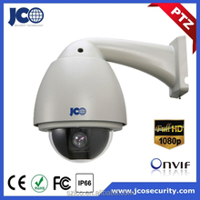 2.1 Mega pixel IP66 poe high speed dome outdoor ptz ip camera poe
