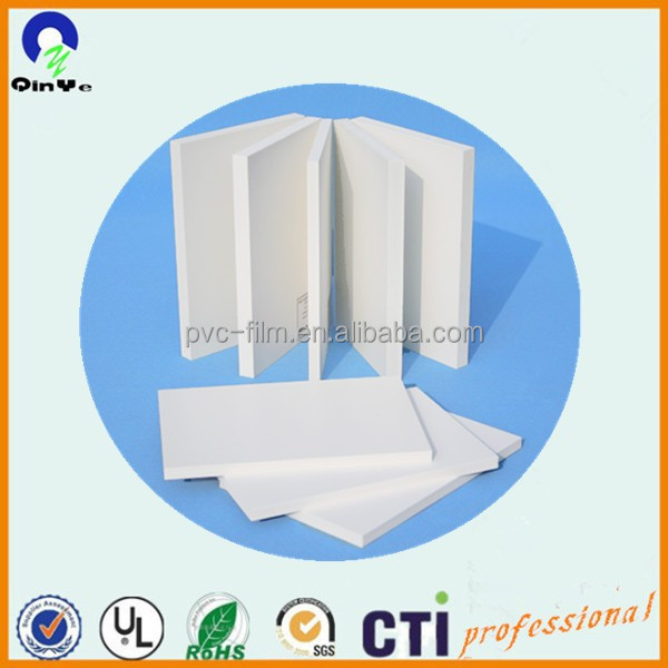 High Density Display Photo Mounting PVC Foam Sheet