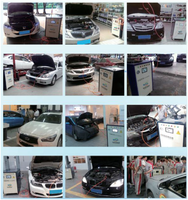 Houfeng hydrogen gas carbon remover/second-hand auto renewer/car care products