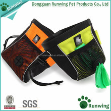 Wholesale Dog Treat Portable Bag for Training Hands Free Reflective Pet Travel Treat Snack Pouch