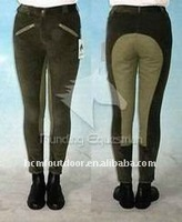 Clarino suede leather for Jodhpurs Breeches Chaps helmets