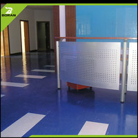 Factory sale various widely used sparkle quartz floor tile